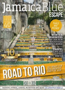Escape Magazine – Winter 2016