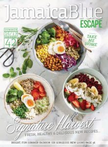 Escape Magazine – Summer 2016/17